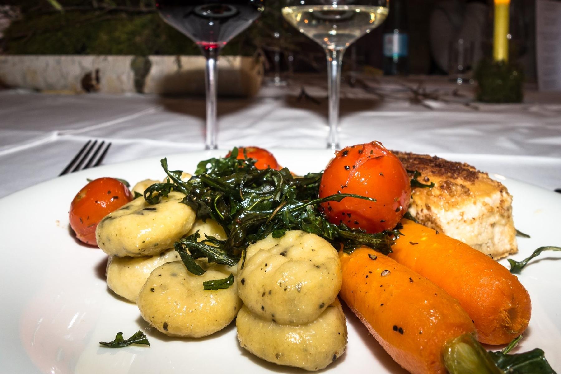 Vegetarian Spring Menu At The Rothweinhotel