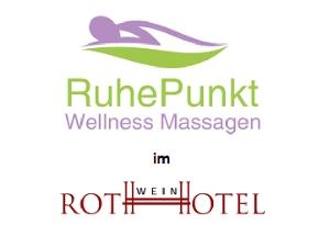 RuhePunkt Wellness Massagen im Rothweinhotel