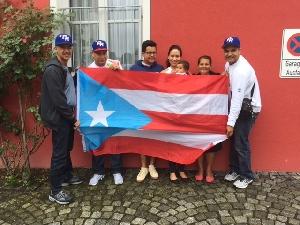 Una visita de Puerto Rico