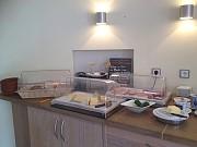 Frühstück im Rothweinhotel