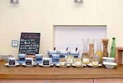 Frühstücksbufett mit regionalen Bioprodukten