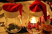 Weihnachtsfeier im Gewölbekeller