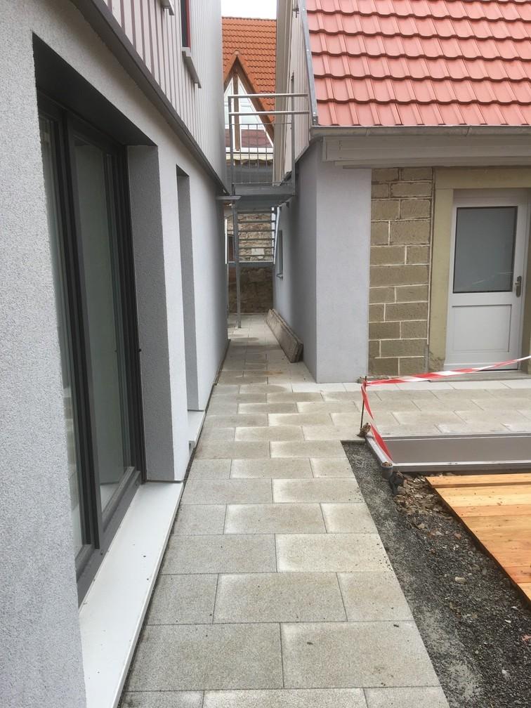 Neuer Innenhof