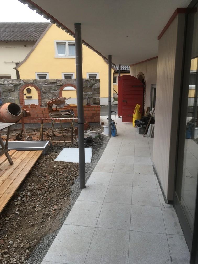 New Inner Courtyard