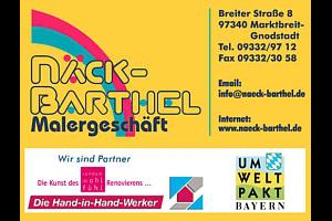 Näck-Barthel Malergeschäft