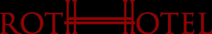 Logo des Rothweinhotels in Wiesenbronn
