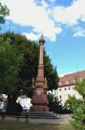 Obelisk am Königsplatz