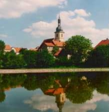 Kirche Zum Heiligen Kreuz in Wiesenbronn