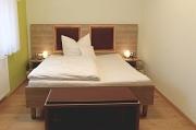 Betten im Zimmer Apfel