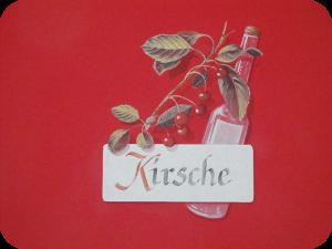 Hotelzimmer Kirsche