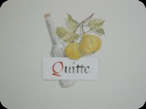 Hotelzimmer Quitte