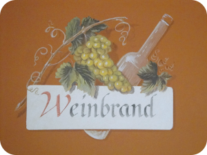 Hotelzimmer Weinbrand