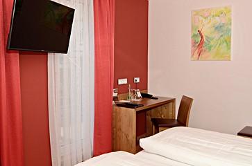 Hotelzimmer Domina