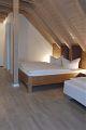 Hotelzimmer Grauer Burgunder Ansicht 1