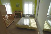 Zusätzliches Kinderbett