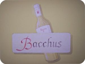 Hotelroom Bacchus