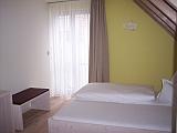 Hotelzimmer Bacchus Fenster