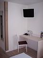 Hotelzimmer Bacchus Fernseher