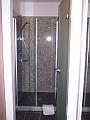 Hotelzimmer Blaufränkisch Dusche