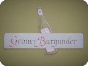 Hotelroom Grauer Burgunder