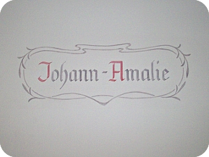 Hotelzimmer Johann-Amalie