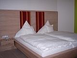 Hotelzimmer Riesling Bett