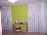 Hotelzimmer Riesling Schreibtisch