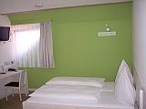 Hotelzimmer Sauvignon blanc Bett
