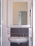 Hotelzimmer Sauvignon blanc Waschbecken