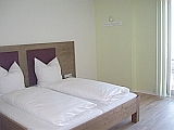 Hotelzimmer Weißer Burgunder